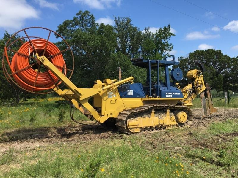 Komatsu / Bron Unit 1227 from Garner Equipment