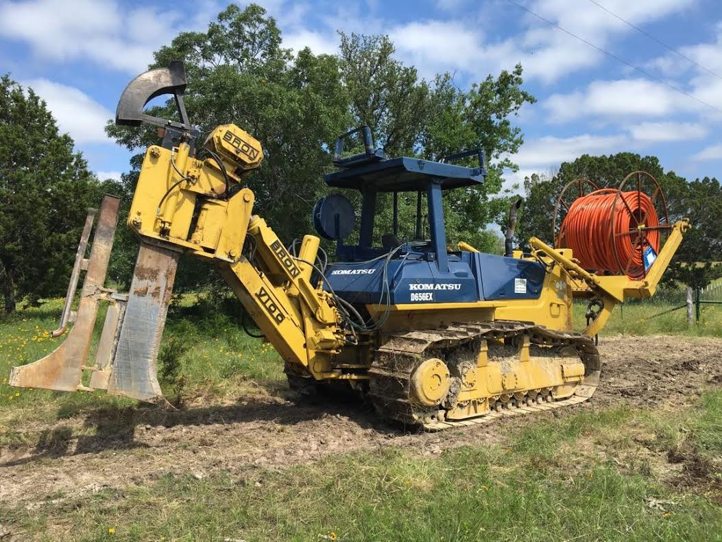 Excellent condition plow from Garner Equipment