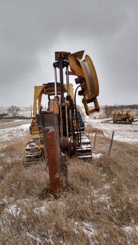 Bron HS-II Cable Plow